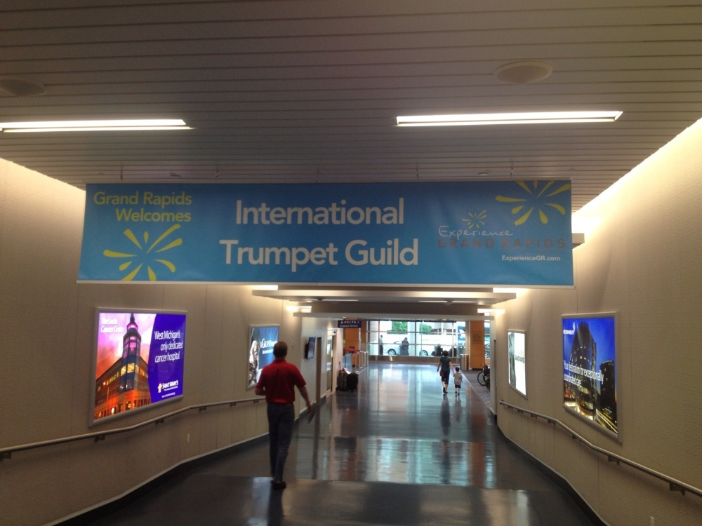 38th Annual Conference of the International Trumpet Guild (3/3)